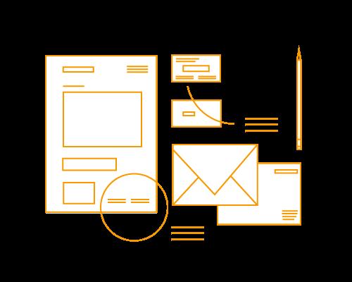 Branding en visuele identiteit Presentise webdevelopment Breda