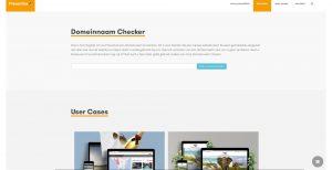 Domeinnaam checker webdevelopment