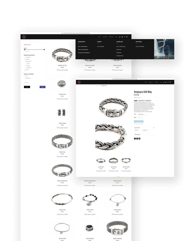 Segoya-webshop